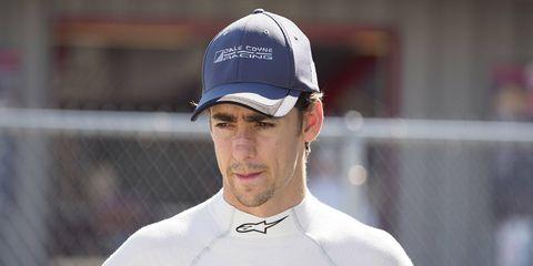 Gutiérrez is filling in for the injured Sébastien Bourdais.