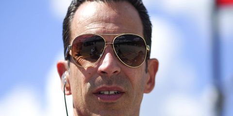 Hélio Castroneves could be in a sports car next season.