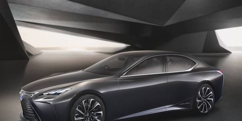Lexus is looking to capture the market with sex appeal and style with future models. If the LF-FC is any indication of what will actually roll out of assembly lines, we'd say Lexus is certainly trying.