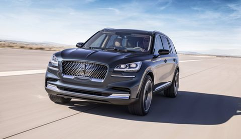 The Lincoln Aviator will offer a twin-turbo powertrain, as well as a plug-in version.