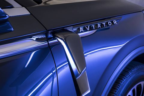 The Lincoln Aviator will offer a twin-turbo powertrain, as well as a plug-in hybrid.