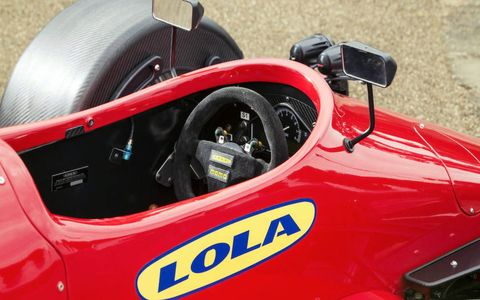 Engineers at Lola made a bet that they could build a street-legal Formula 1 car in the U.K. -- it's now for sale.