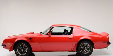 The 1974 Pontiac Trans Am Super Duty was the last of the great muscle cars. Craig Jackson gave us the keys to this one before it goes up for auction Sept. 26 in Las Vegas.