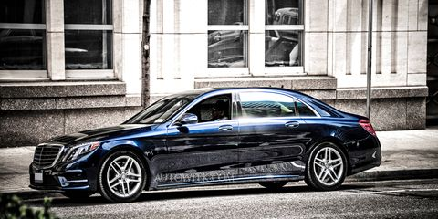 The 2015 Mercedes-Maybach S600 will debut at the 2014 Los Angeles Auto Show.