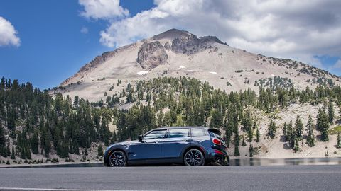 Hundreds of Mini owners took part in this event, which the automaker organizes once every two years.