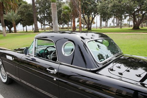 Monroe's 1956 Thunderbird was missing for 50 years until the current owner tracked it down.