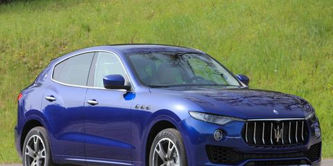 This week we found out more about the Maserati SUV
