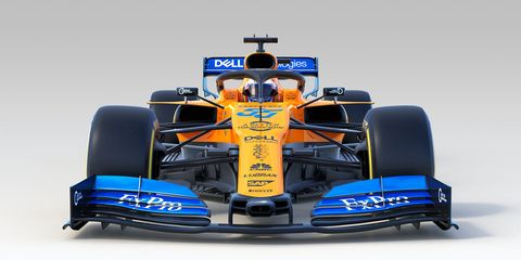 McLaren F1 revealed its 2019 challenger for the Formula 1 season today in Woking, U.K.