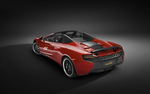 The limited-edition 2016 McLaren 650S Can-Am pays tribute to one of history's greatest racing series -- and the McLaren cars that dominated it between 1967 and 1971. Just 50 will be made.