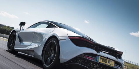 The 2018 720S is more powerful than the 650S it replaces, is faster to 60 mph at just 2.8 seconds and has a higher top speed of 212 mph.