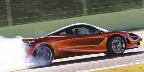 The McLaren 720s is named after its horsepower output of 720. But that's metric horsepower, or PS. So what's the difference?