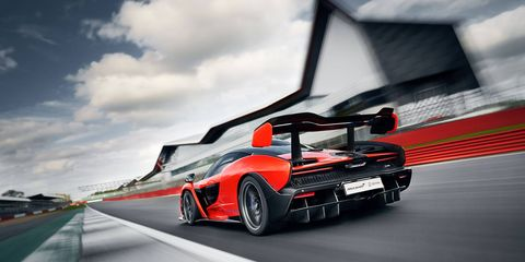 Everything about the McLaren Senna, from its on-track performance to to its brutal appearance, is extreme by design. We drive a prototype of the limited-edition (and completely sold-out) performance machine at Silverstone Circuit to see if it lives up to its storied name.