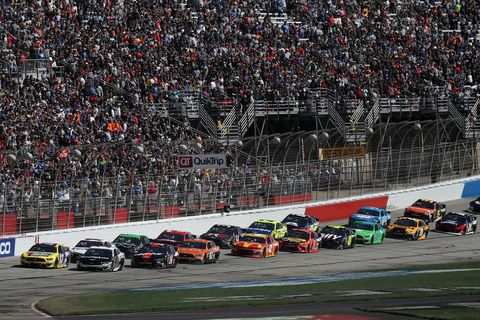 Sights from the NASCAR action at Atlanta Motor Speedway Sunday Feb. 24, 2019