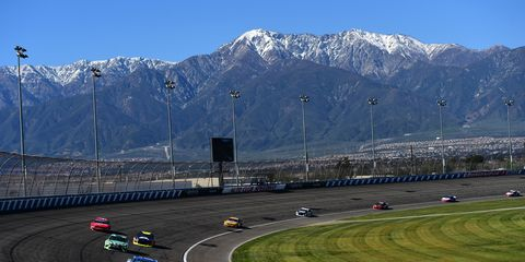 Sights from the NASCAR action at Auto Club Speedway, Saturday March 16, 2019.