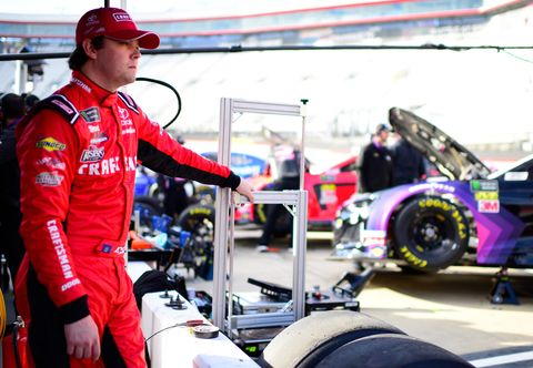 Sights from the NASCAR action at Bristol Motor Speedway Saturday Apr. 6, 2019.