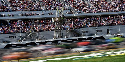 Sights from the NASCAR action at Daytona International Speedway Sunday Feb. 17, 2019.