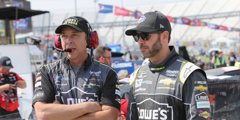 Jimmie Johnson will need a new primary sponsor for 2019 and beyond.