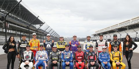 The status of the NASCAR drivers council remains a question heading into the first race of the season.