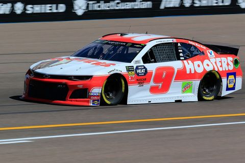 Sights from the NASCAR action at ISM Raceway Friday March 8, 2019.