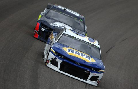 Sights from the NASCAR action at Kansas Speedway Friday May 10, 2019.