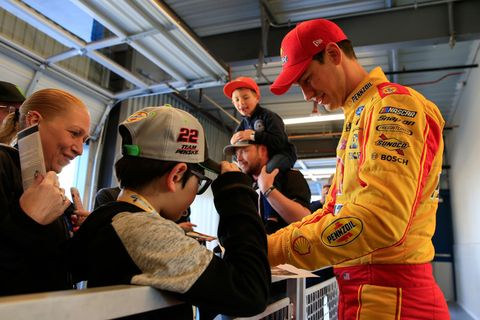 Sights from the NASCAR action at ISM Raceway Saturday March 9, 2019