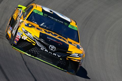 Sights from the NASCAR action at Las Vegas Motor Speedway, Saturday Sept. 15, 2018.