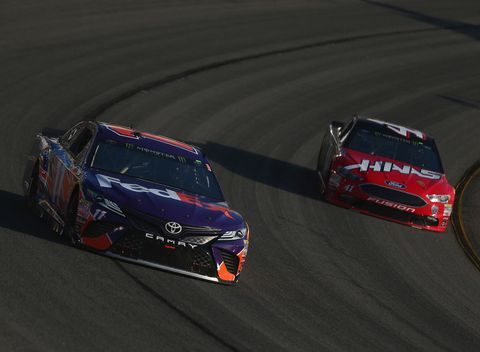 Sights from the NASCAR action at Richmond Raceway Saturday, April 21, 2018.