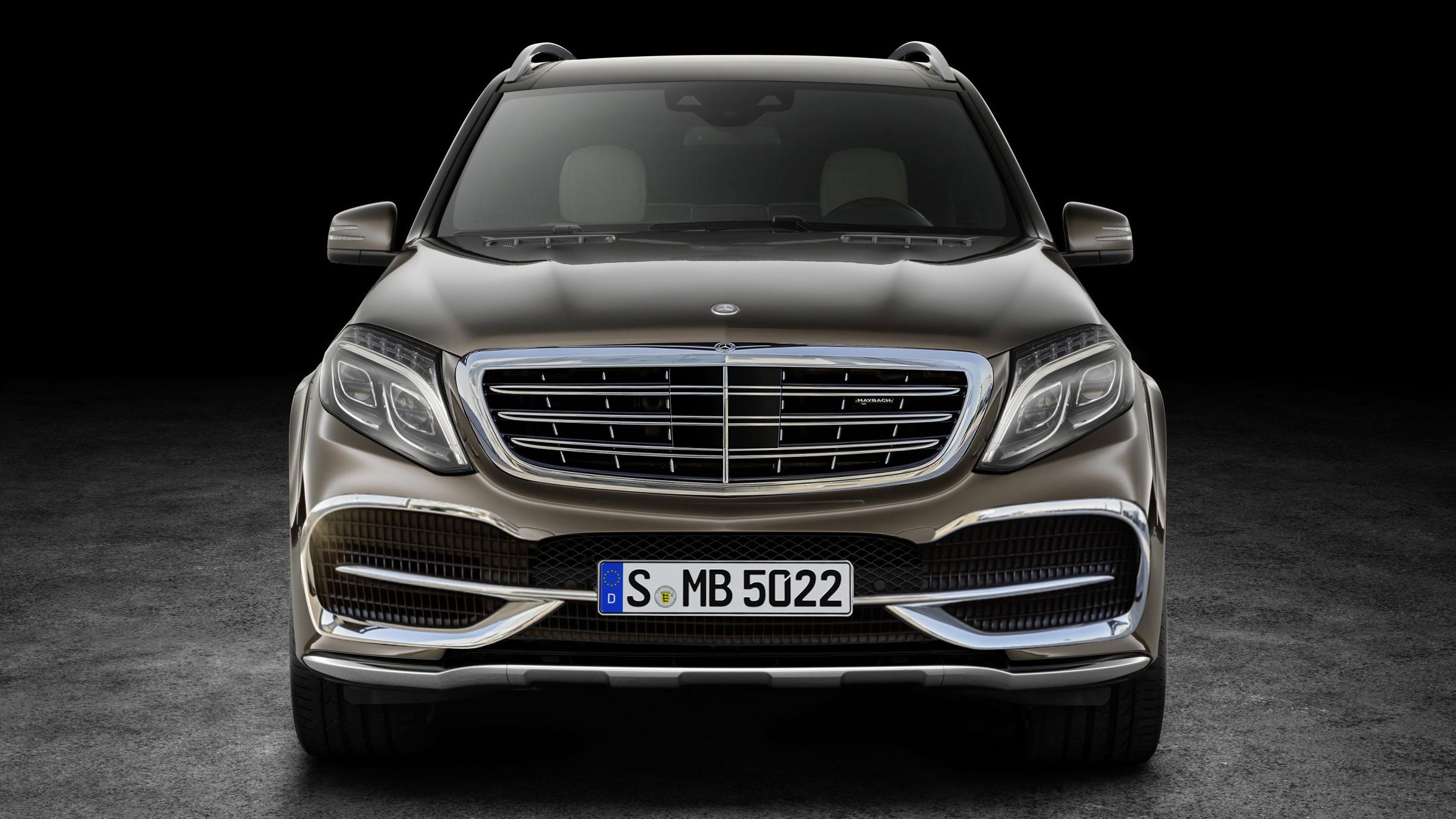Upcoming Mercedes Maybach Gls Class Brings Ultra Luxury Accommodations To Benz S Big Suv