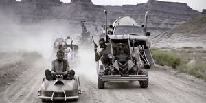 """Filmmaker Devin Graham created this short film to promote the """"Mad Max"""" video game."""