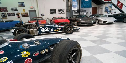 The Riverside International Automotive Museum was founded by the father-son team of Ray and Doug Magnon to house their extensive collection of Maseratis, Eagle race cars and artifacts from the glory days of Riverside International Raceway. With the untimely passing of Doug last year, the collection is now heading to auction, some in Santa Monica June 25-26 and then in Monterey August 19-20.