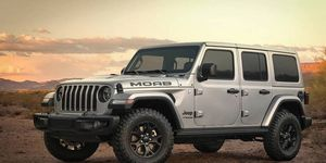 The Moab Edition Wrangler will be the first limited-edition version of the redesigned 4x4.