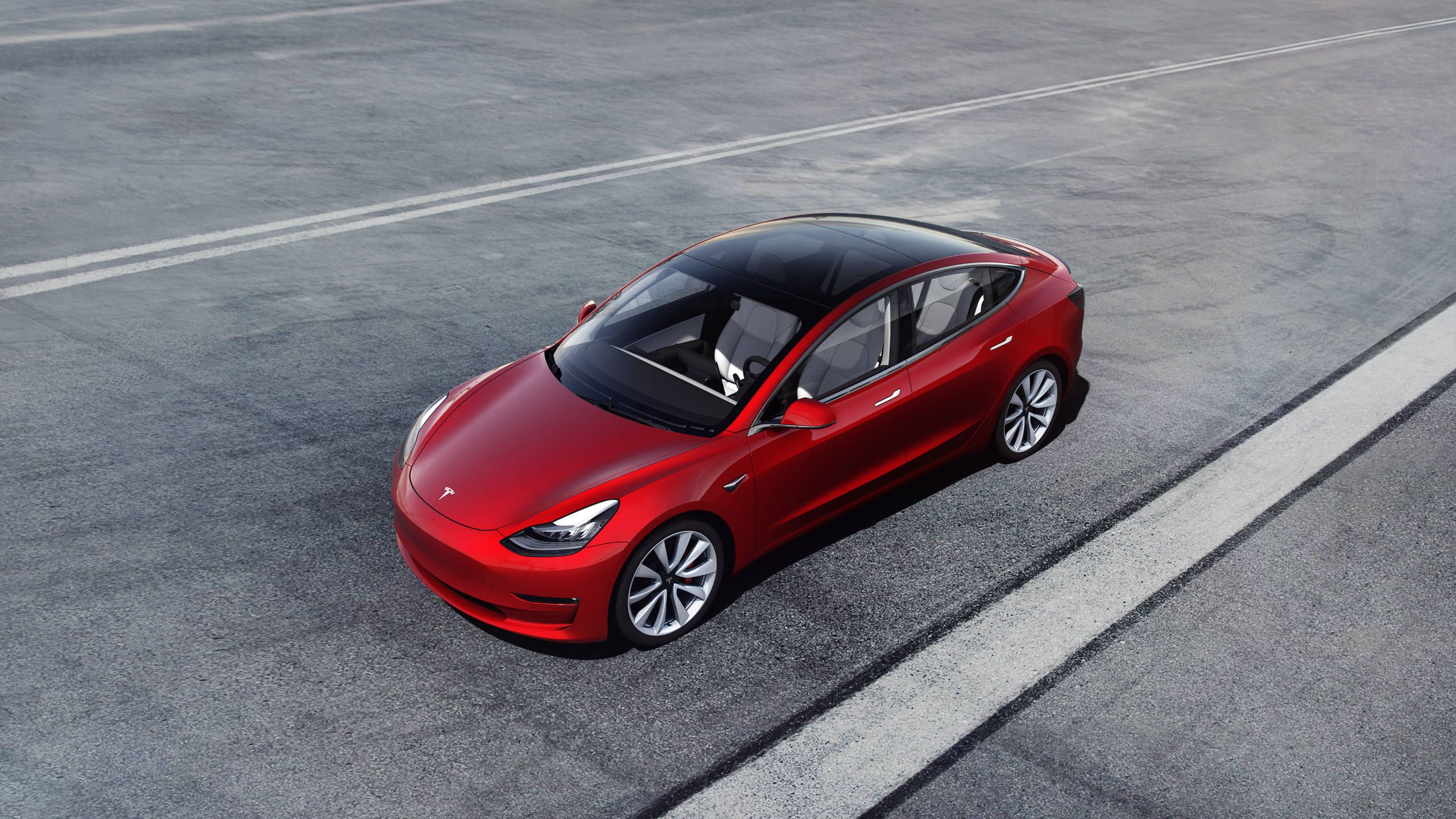 Tesla Model 3 Performance first drive: The best Tesla yet?
