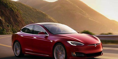 Land vehicle, Vehicle, Car, Tesla model s, Automotive design, Tesla, Personal luxury car, Mid-size car, Full-size car, Electric car,