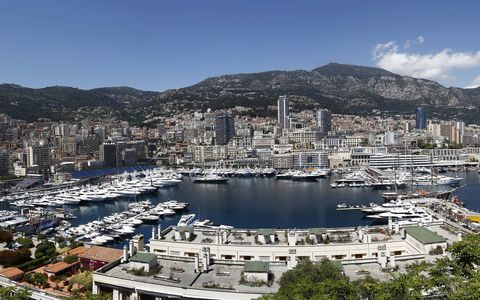 When it comes to racing backdrops, there's probably no place that can compare with Monte Carlo, home to the Formula One Monaco Grand Prix. Here's a look at this year's race and Nico Rosberg's victory for Mercedes.