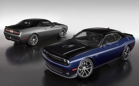 This special edition 2017 Dodge Challenger is stuffed with Mopar goodies for the Chicago Auto Show.