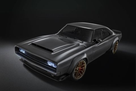 Mopar introduced the 1,000-hp Hellephant crate engine at SEMA.