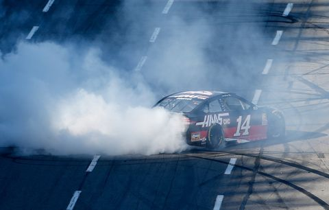 Sights from the NASCAR action at Martinsville Speedway, Monday March 26, 2018.