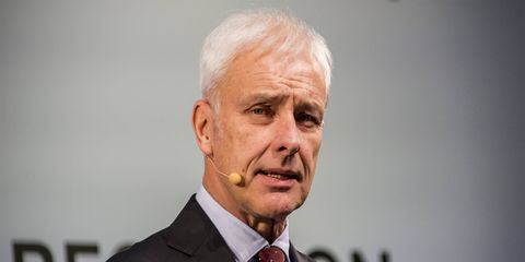 VW CEO Matthias Mueller has been pushing back against calls for compensation to owners as well as the governments of Germany and the EU.