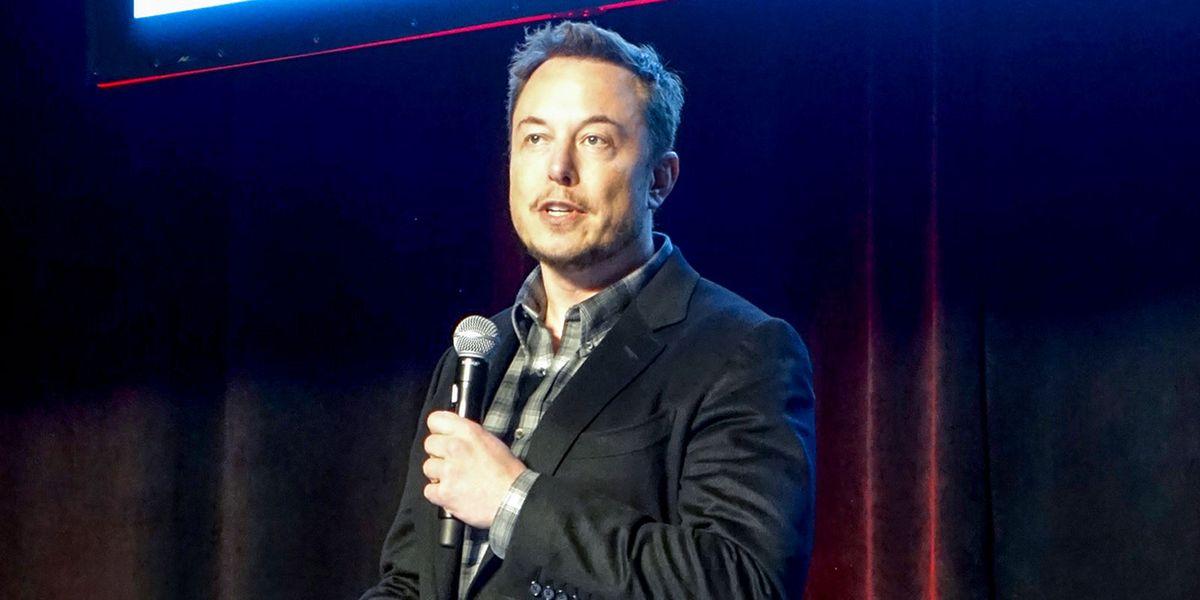 Elon Musk is adding rockets to Teslas