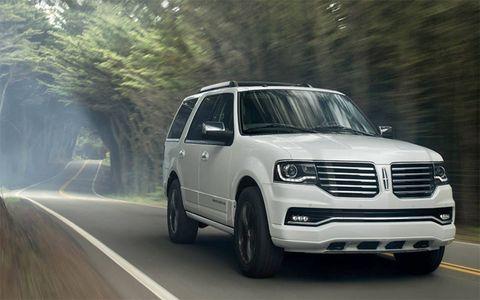 2016 Lincoln Navigator L 4X4 Reserve