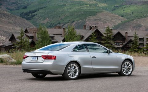 A weekend in an A5 is never something to complain about, especially if you're a manual-equipped version.