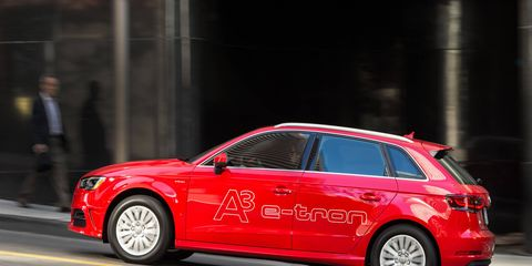 Overall, the A3 e-tron is another promising step toward an electrified future, proving yet again that there's no reason hybrids and driving enthusiasts can't coexist.