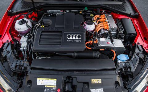 2016 Audi A3 Sportback e-tron ultra