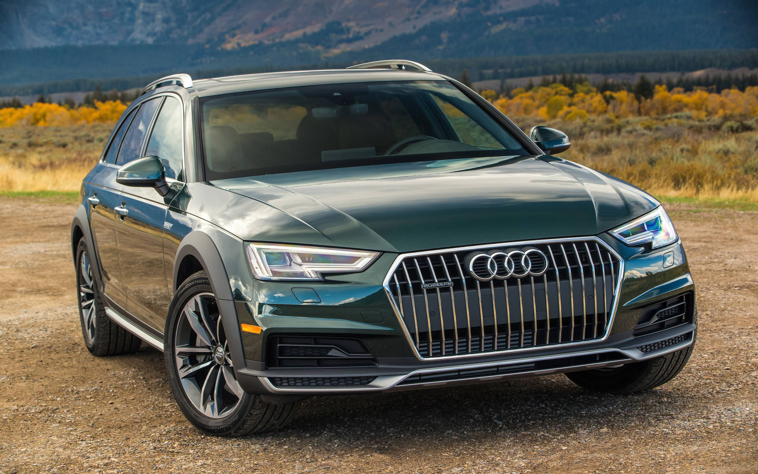 2017 Audi A4 Allroad First Drive Passionate Buyers Limited Audience