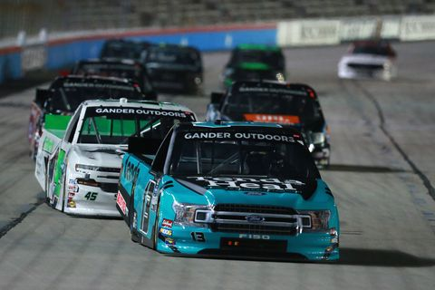 Sights from the NASCAR action at Texas Motor Speedway, Friday March 29, 2019