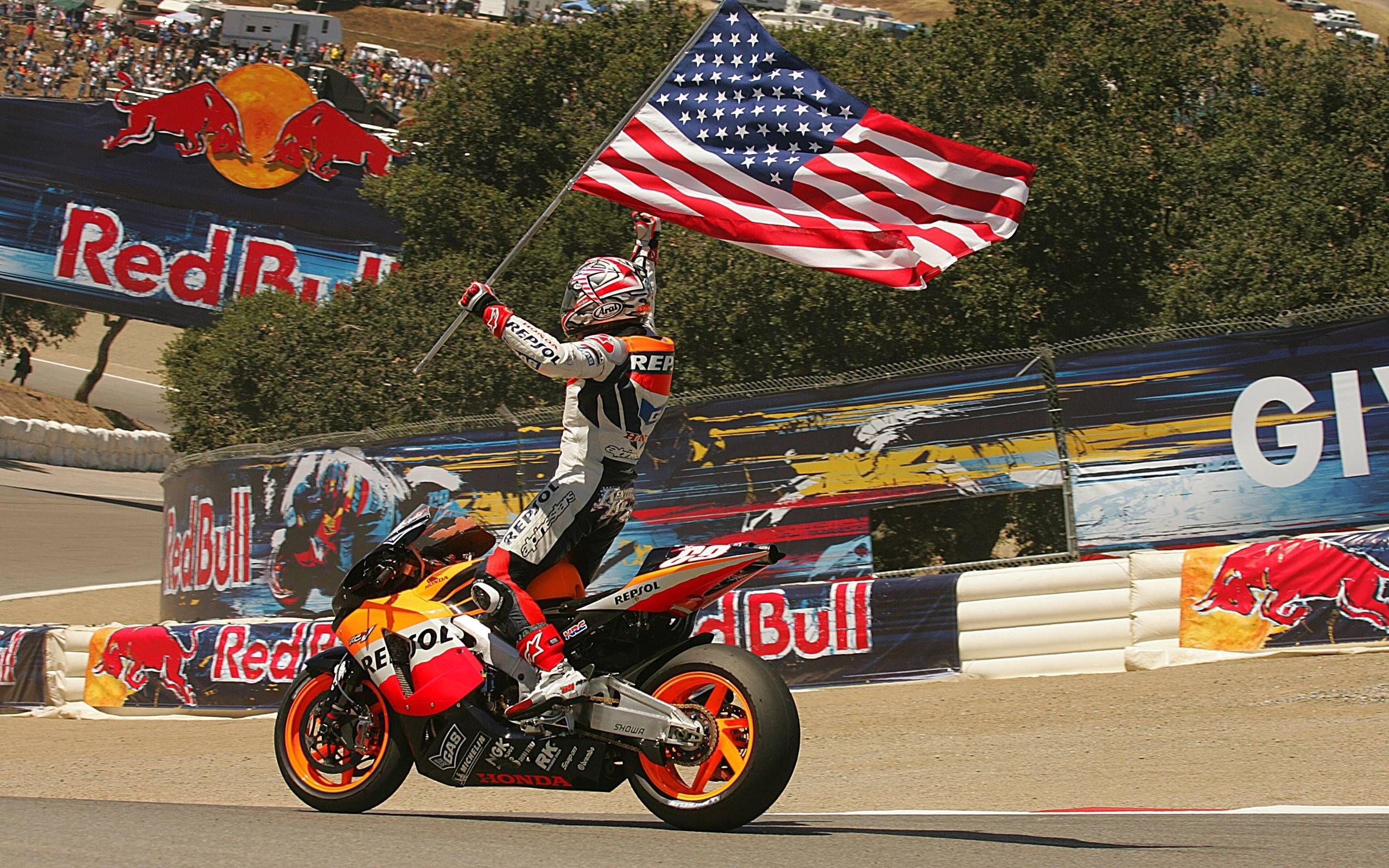 American Motogp Racer Nicky Hayden Dies
