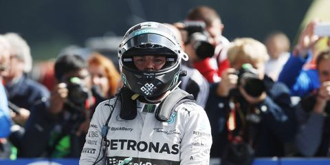 Rivals are saying that Nico Rosberg is out to win the Formula One championship at all cost.