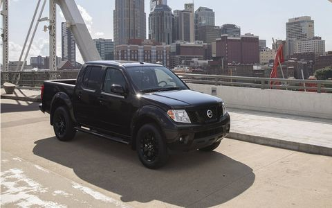 Nissan will offer the Midnight Edition on the Titan, Titan XD, and Frontier trucks.