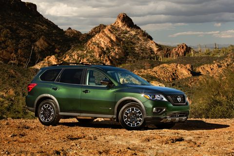 The 2020 Nissan Rogue Sport receives updated styling to help separate it from other SUVs in the Japanese brands line-up