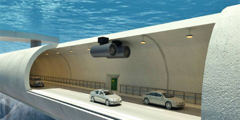 The Norwegian Public Roads Administration has committed $25 billion to the project.